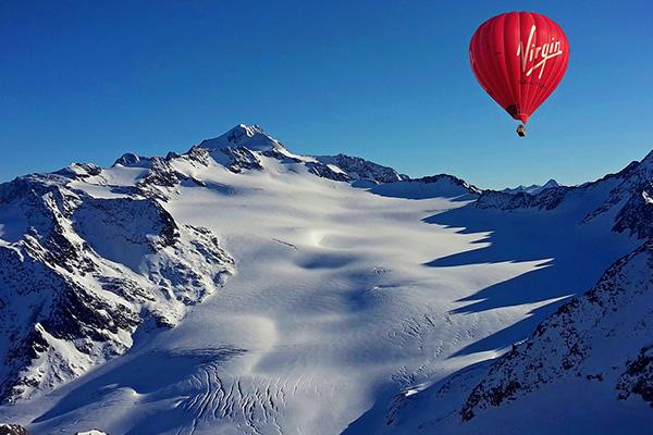 Фестиваль воздушных шаров «Balloonalps»