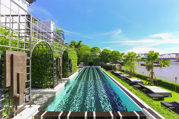 Отель The Siam, Бангкок/Тайланд